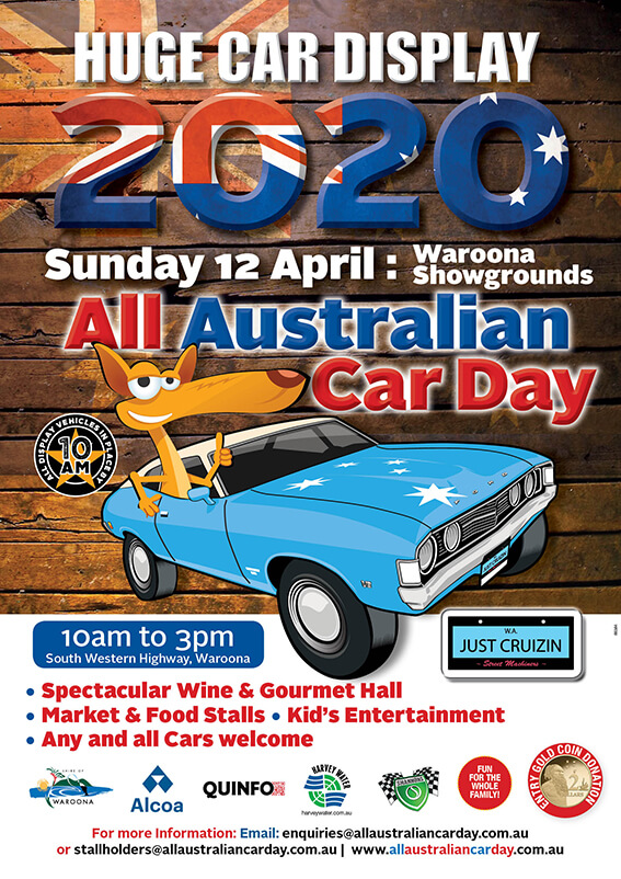 All Australian Car Day 2020